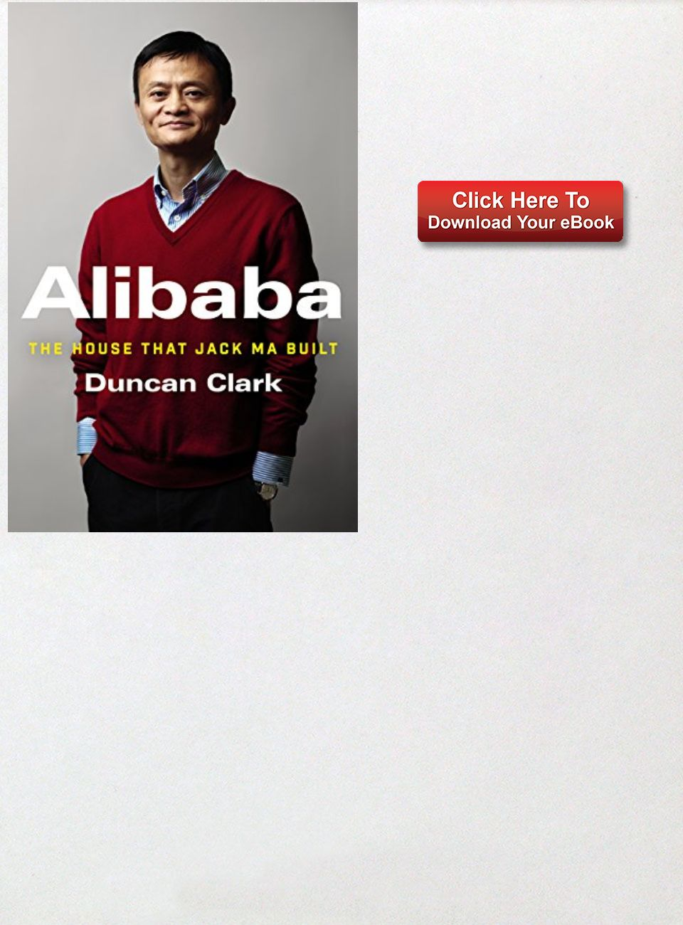 Download Ebook Alibaba The House That Jack Ma Built Pdf Text
