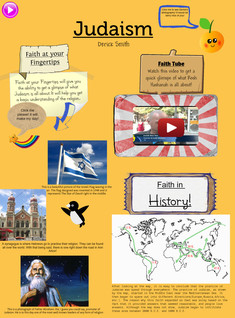 Derick Smith's Judaism Project