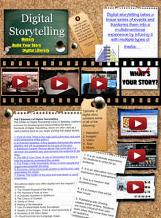'Digital Storytelling' thumbnail