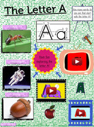 The Letter A' thumbnail