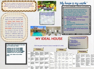 "Individual project ""My ideal house"""