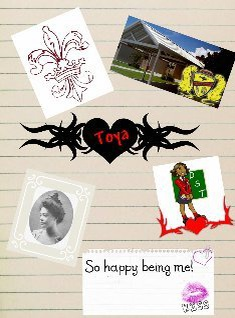 Happy Being Me