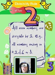 math unit1 divisibilityrule of 2