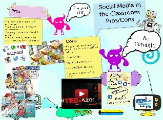 pros/cons of social media