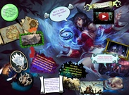 League of legends: Ahri's story.'s thumbnail
