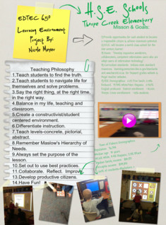 Learning Environment Project