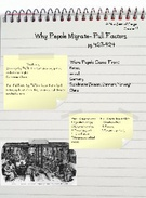 Why pepole migrated- Pull factors (pg. 424-424's thumbnail
