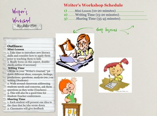 the real writer's workshop